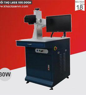 Báo giá máy khắc laser kim loại Raycus 30W