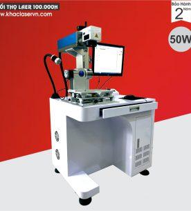 máy khắc laser raycus 50W