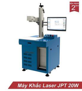 máy khắc laser JPT 20W