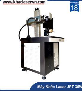 Máy khắc laser kim loại JPT 30W
